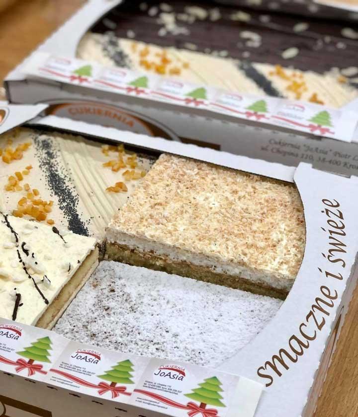 Ciasta<br/>i pieczywo